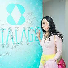 VITALAGE, 名人分享, Shum Ying, 無綫電視著名編導
