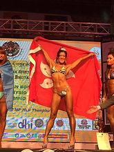 VITALAGE, 名人分享, LORETTA MAK, 亞洲健美錦標賽, 健體小姐季軍