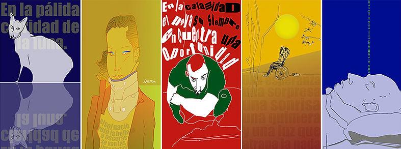 Arte y exposiciones en Espacio C. Brunete. Sierra Oeste de Madrid. Ángel Baltasar