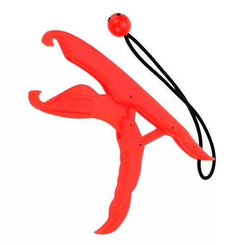 Boga Grip CASTER Pinza Plástico Abs Flota En El Agua 12 Kg - Rojo