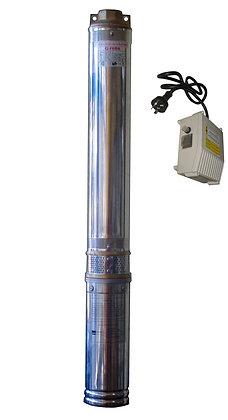 ELECTROBOMBA 1,HP FEMA SUMERGIBLE HASTA 80MTS