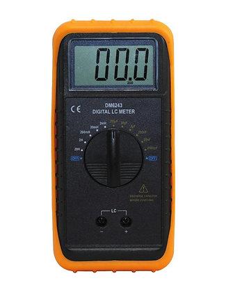 Capacímetro 20MF - Inductancia 20MH
