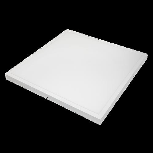 PLAFON CUADRADO 40W LD 600x600mm Blanco