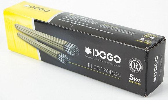 ELECTRODOS DOGO E 6013 Pta. AZUL X KG