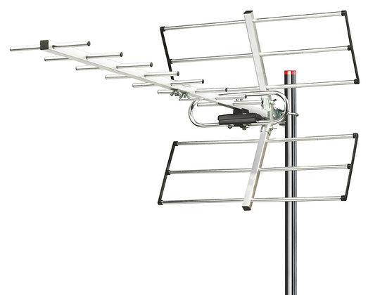 Antena Digital Externa - Canales 21-69 - Ganancia 11-13dB - longitud 1020mm
