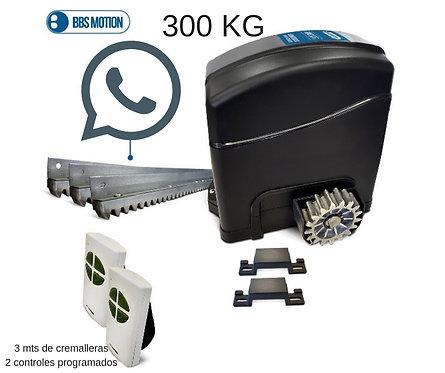 Kit Automatización de Portón 300KG BBS TRINO