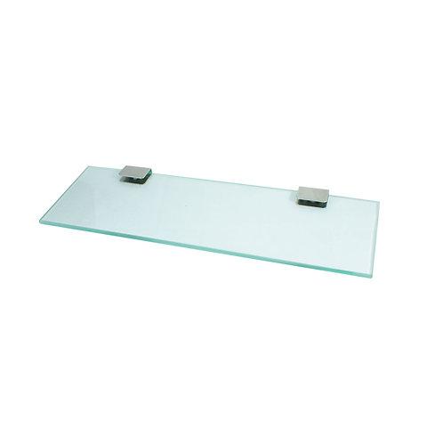 Repisa Vidrio Cristal 40 Cm