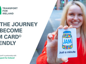 PUBLIC TRANSPORT ON THE WAY TO BECOMING 'JAM CARD-FRIENDLY'