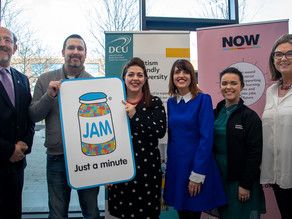DCU the first university in Ireland to recognise the JAM Card