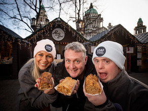 WARM WELCOME FOR ALL AT BELFAST CHRISTMAS MARKET