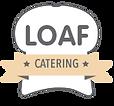 Loaf catering logo