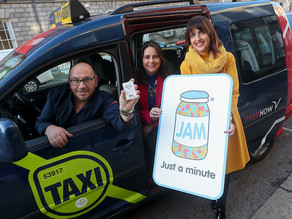 FREE NOW taxis become 'JAM Card' friendly to help passengers with communication barriers