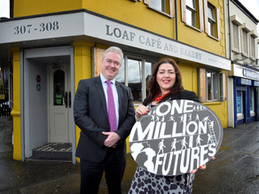 NOW Group partner with Deloitte as part of One Million Futures strategy
