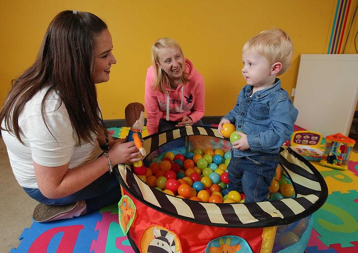 nursery work and kids