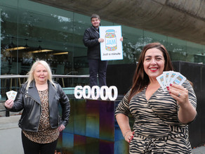 NOW Group Reaches 60,000 JAM Card Users