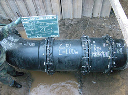 配水管布設工事2