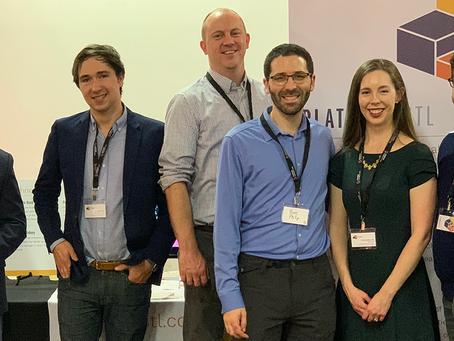PlatformSTL at the Startup Connection