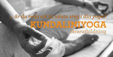 Kundaliniyoga lärarutbildning Level 1