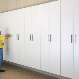 Service Before, During and After Installation of Your Custom Closet