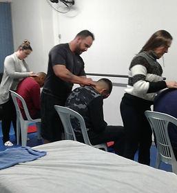 Curso de massagem 2018
