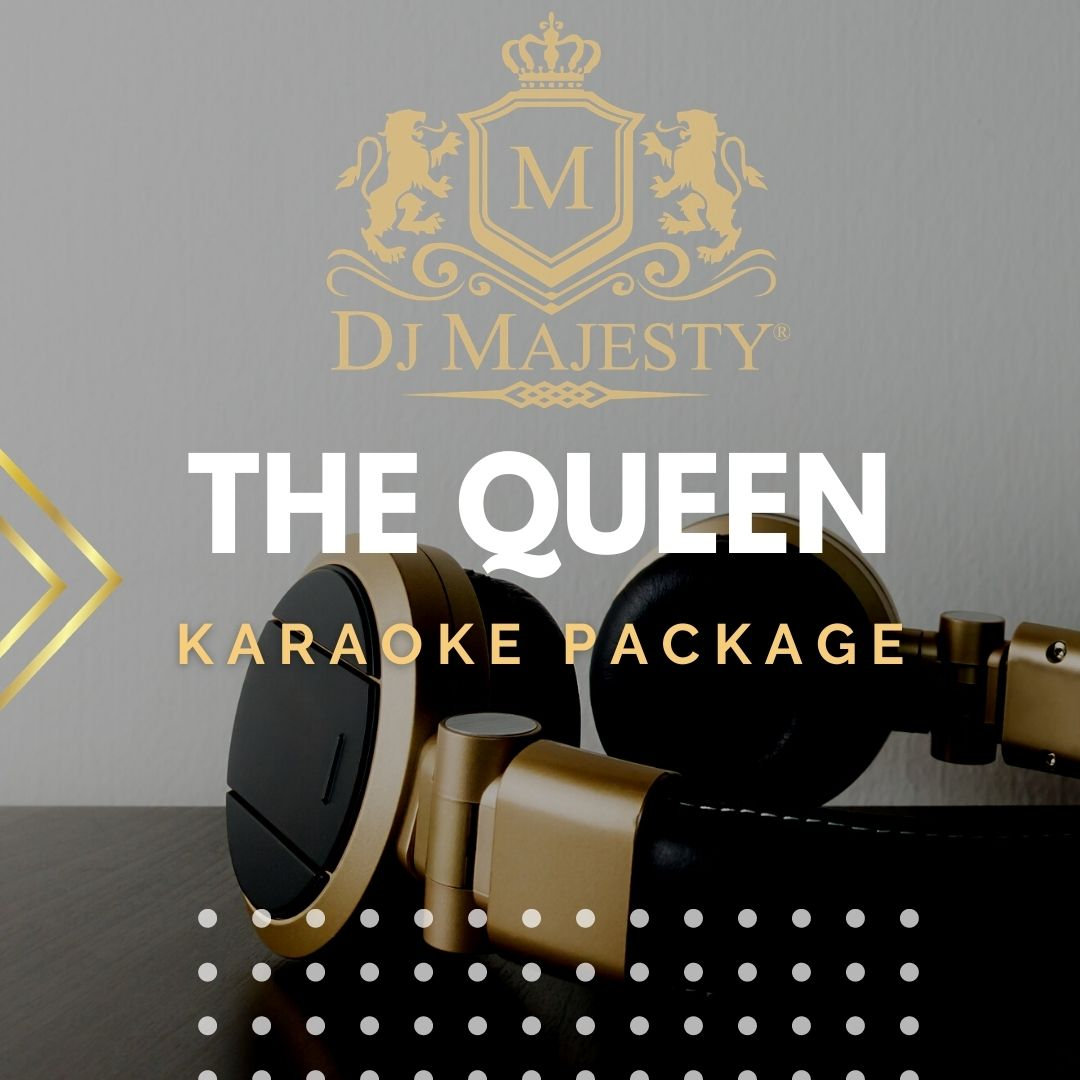 The Queen Karaoke Package