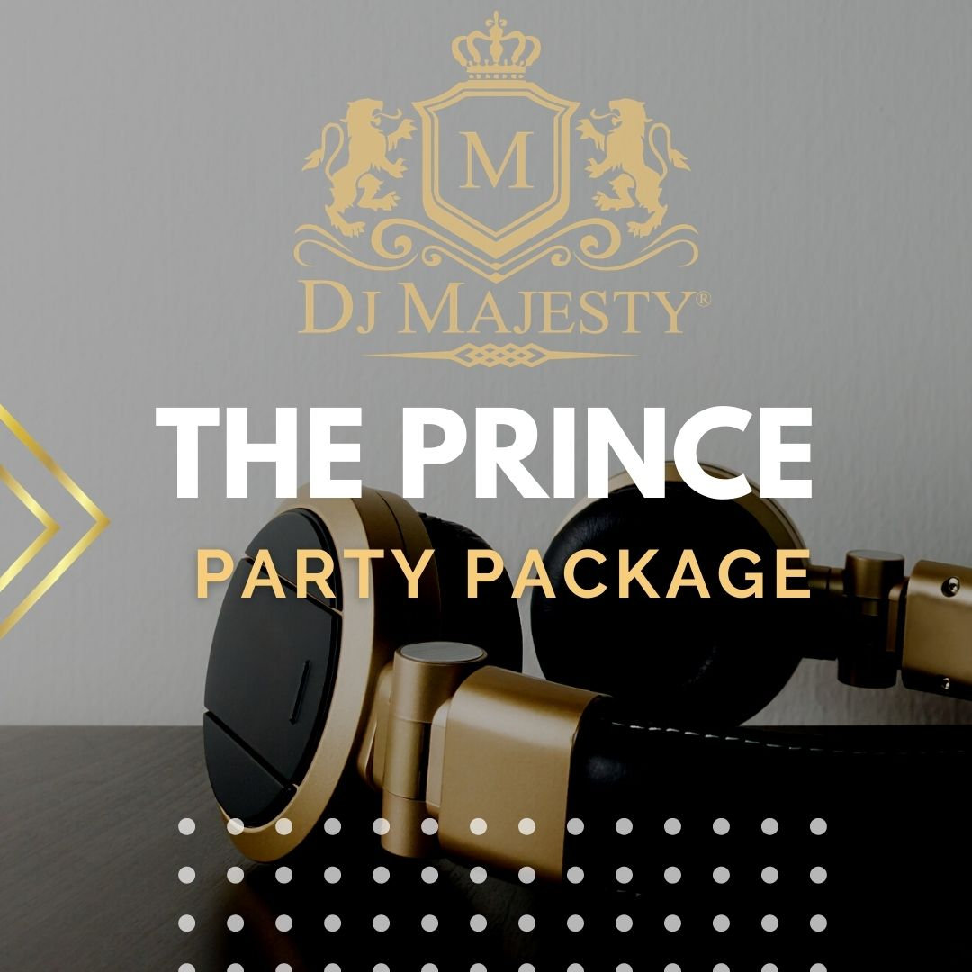 The Prince Party Package