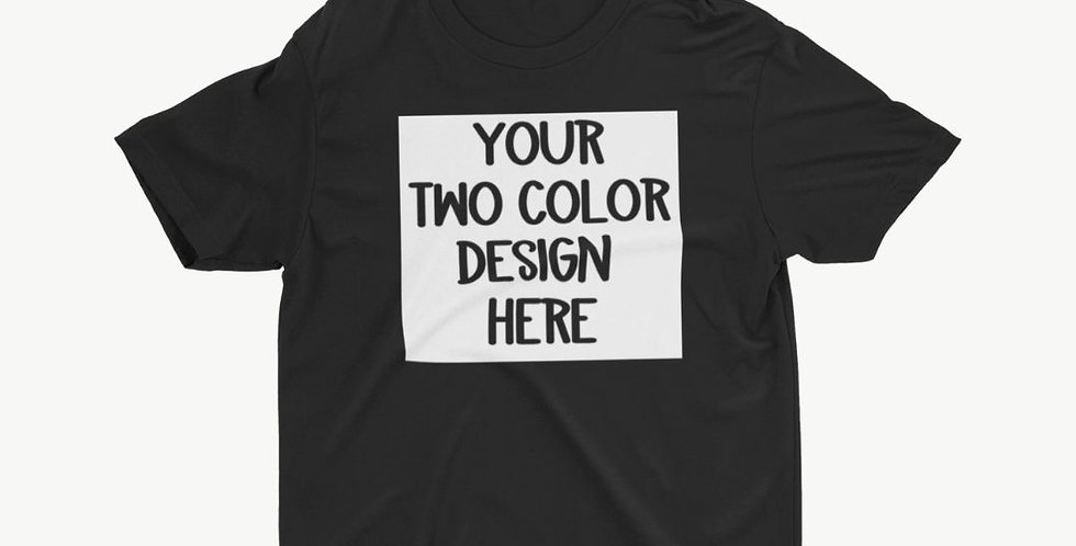 2 Color YOUTH Customized Shirt