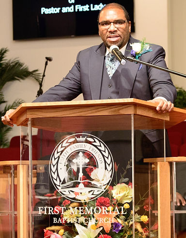 Dr. Al Moore, Senior Pastor