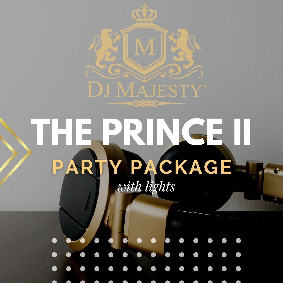 The Prince II Party Package