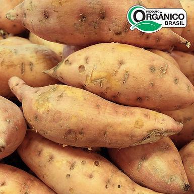 Batata Doce Cenoura Orgânica 500g - 600g