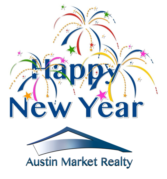 Happy New Year Austin Market Realty