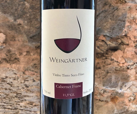 Weingärtner Cabernet Franc 750ml