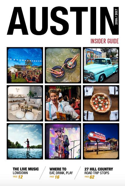 Austin Guide