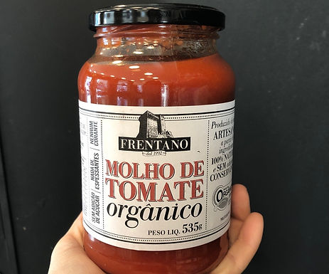 Molho de Tomate Frentano 535g