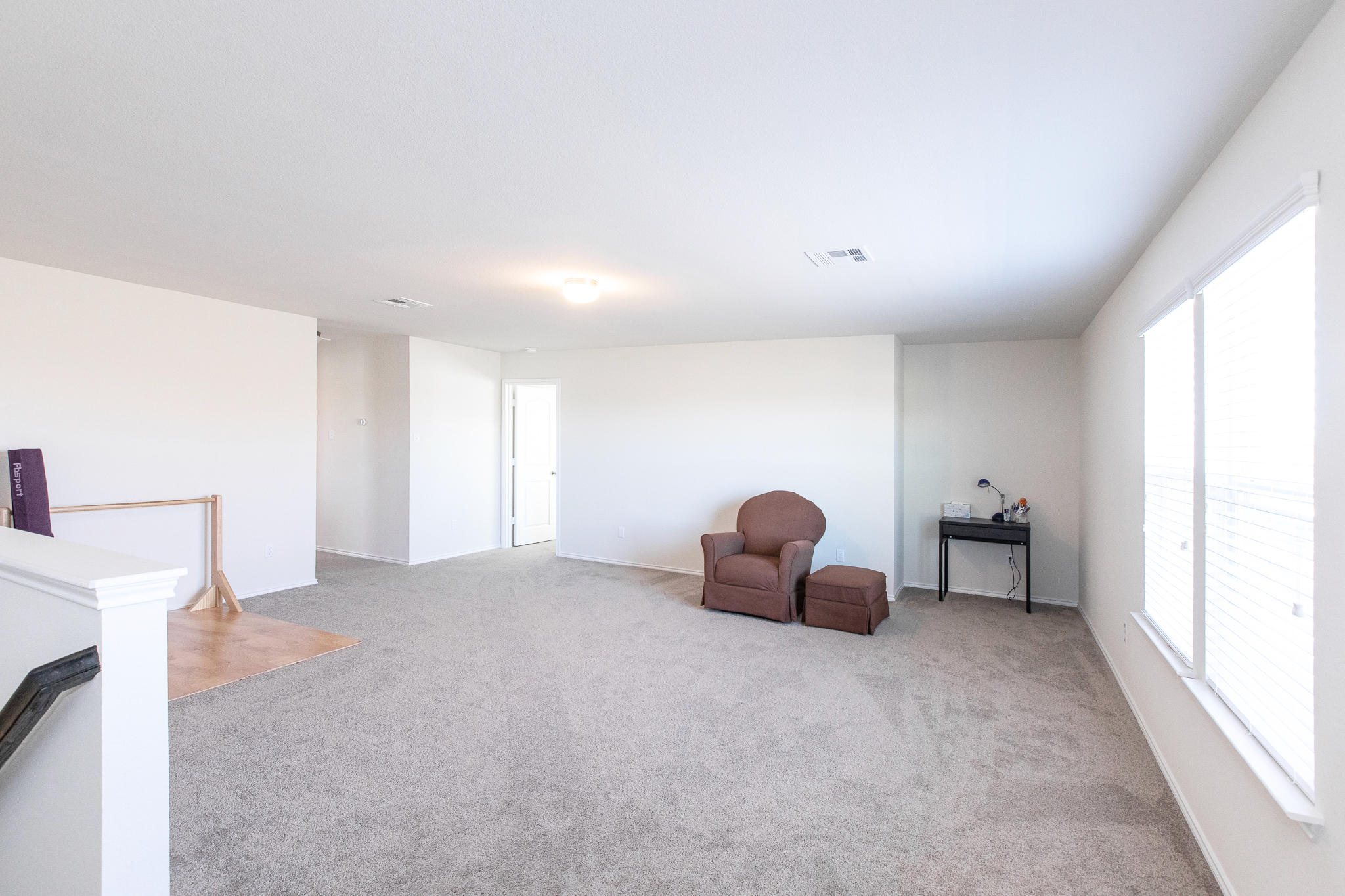 Second Living Room Perfect for Gaming