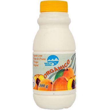 Iogurte de Pêssego Orgânico Nata da Serra 300g