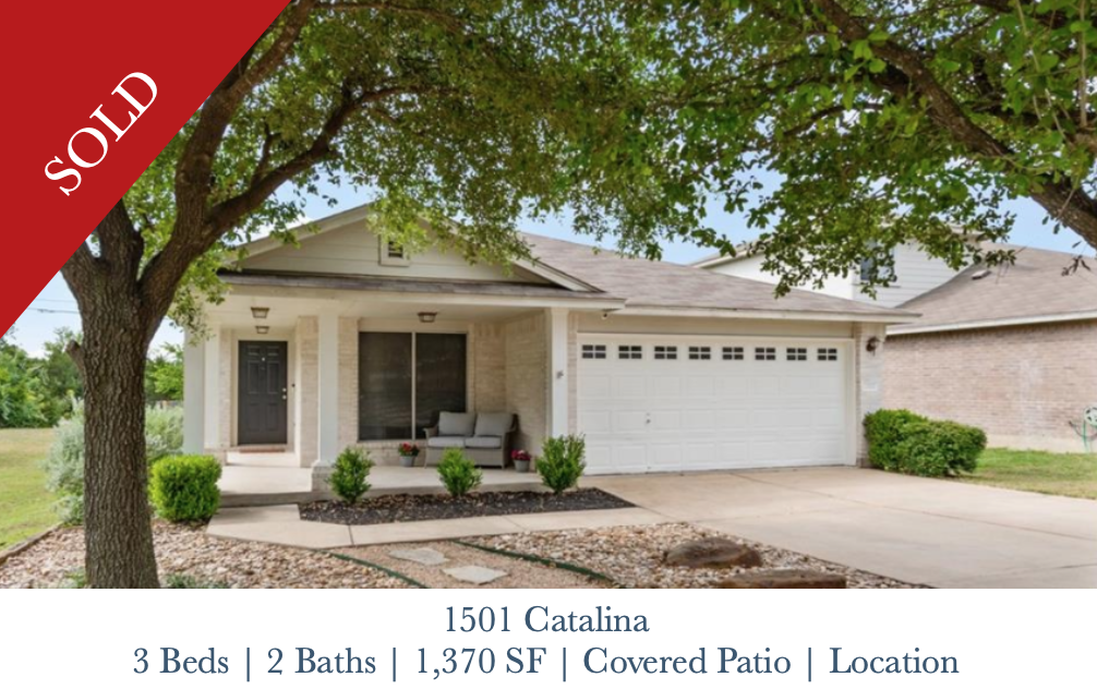 Sold - 1501 Catalina