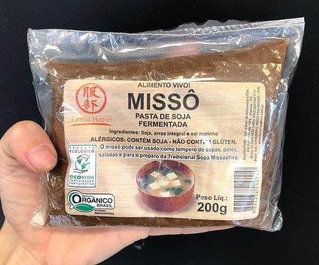 Missô Orgânico Família Hattori 200g