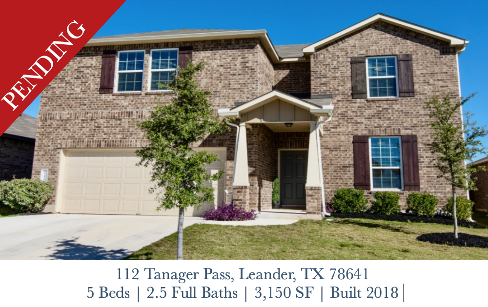 Pending - 112 Tanager