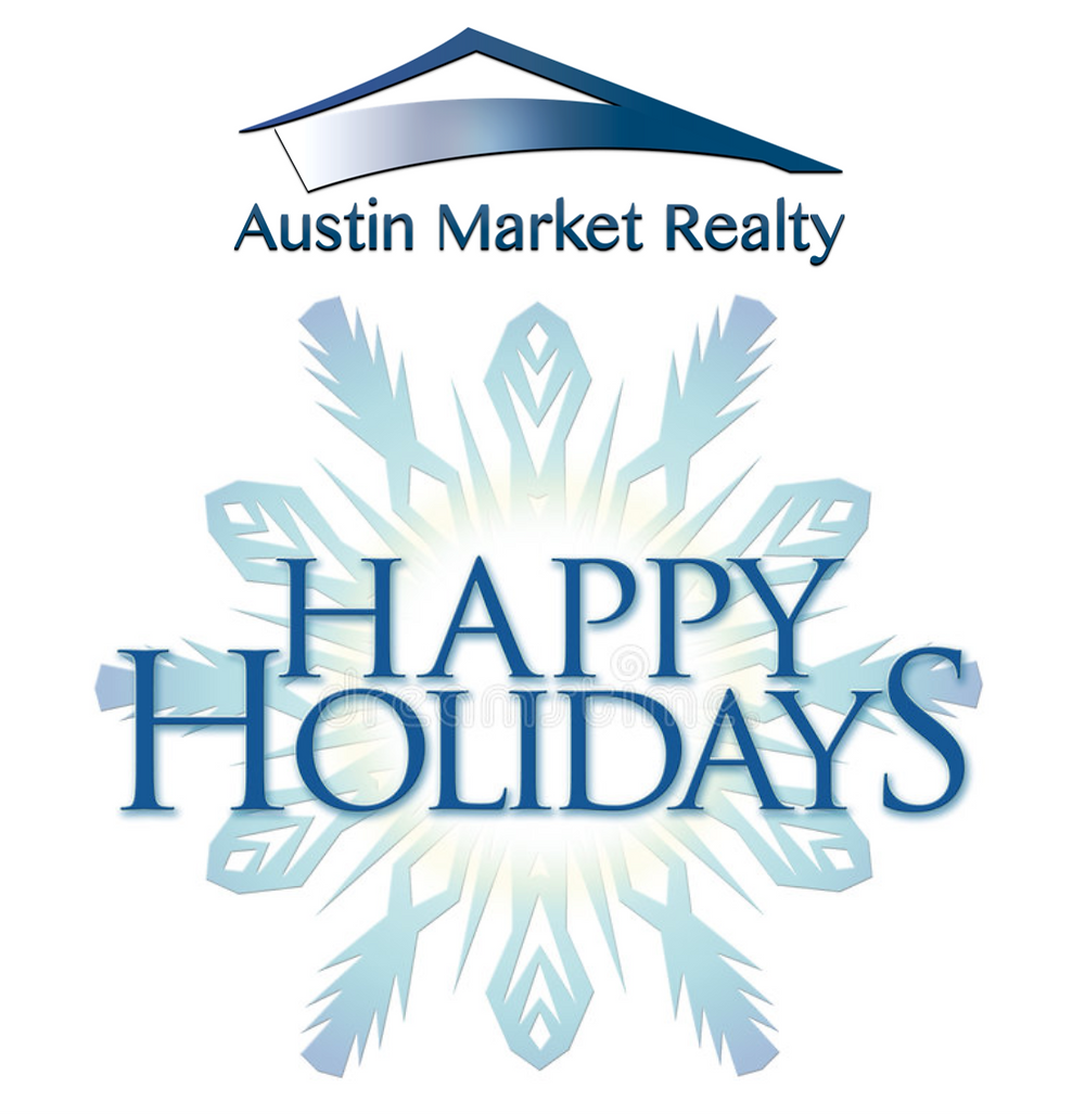 Happy Holidays Austin Market Realty