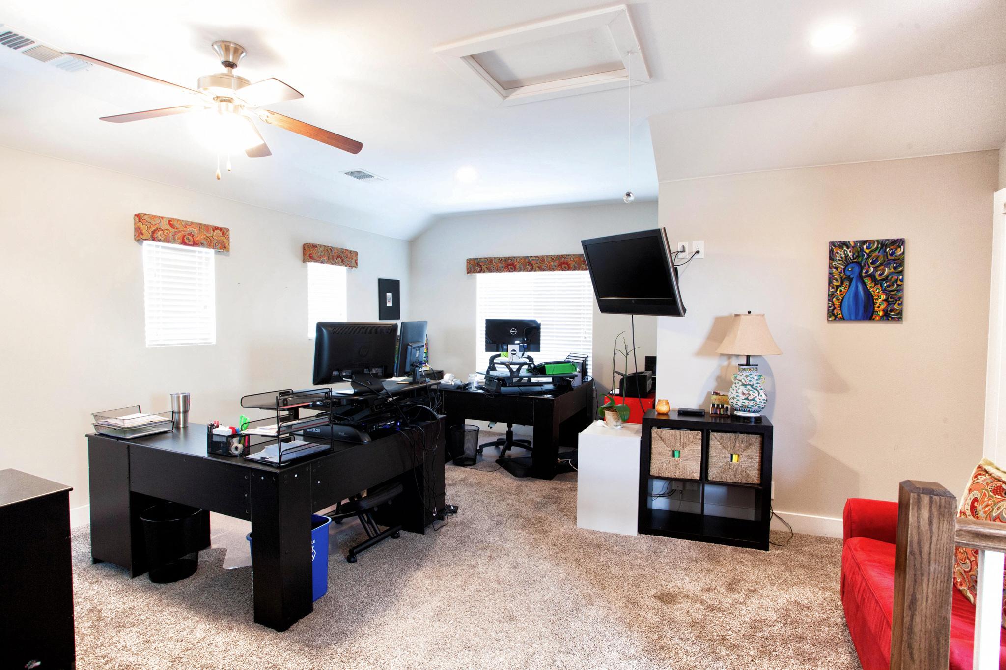 Second Living Area/Optional Bedroom