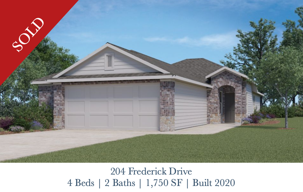 Sold - 204 Frederick