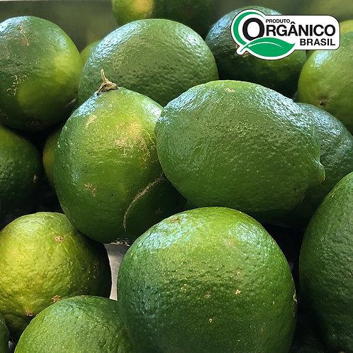 Limão Tahiti Orgânico aprox 500g