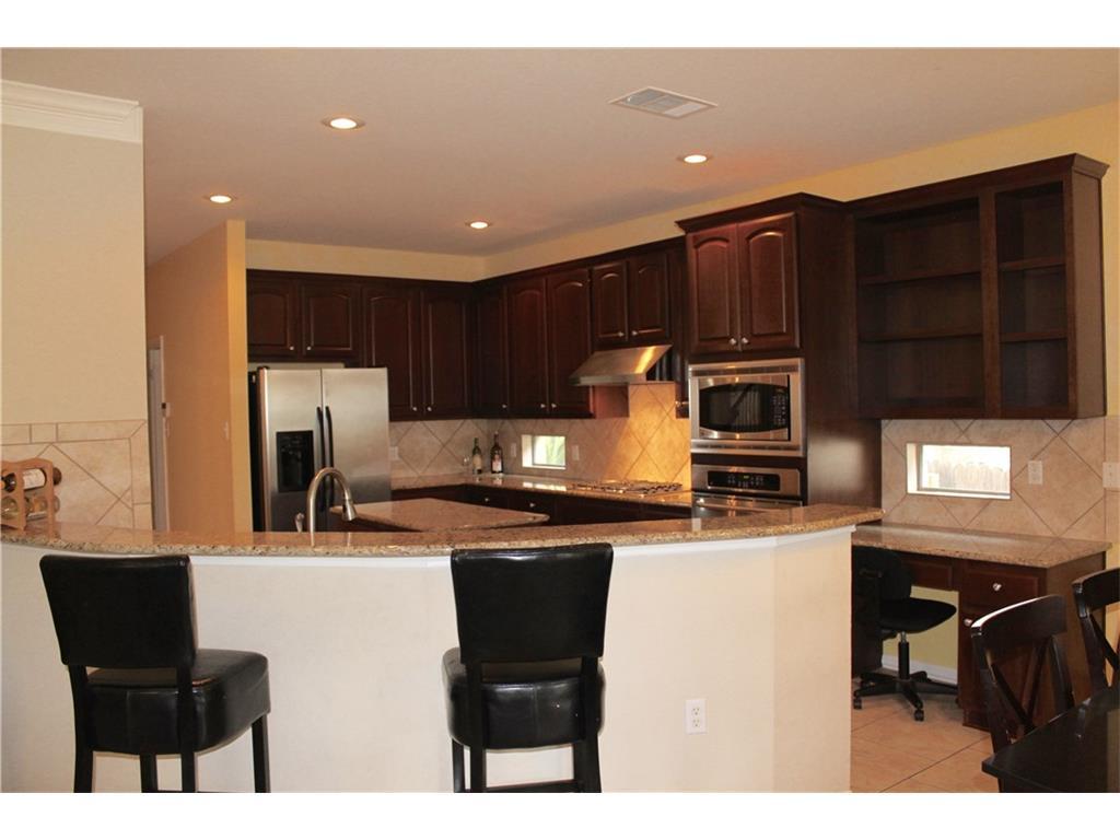 Granite Counters New Appliances