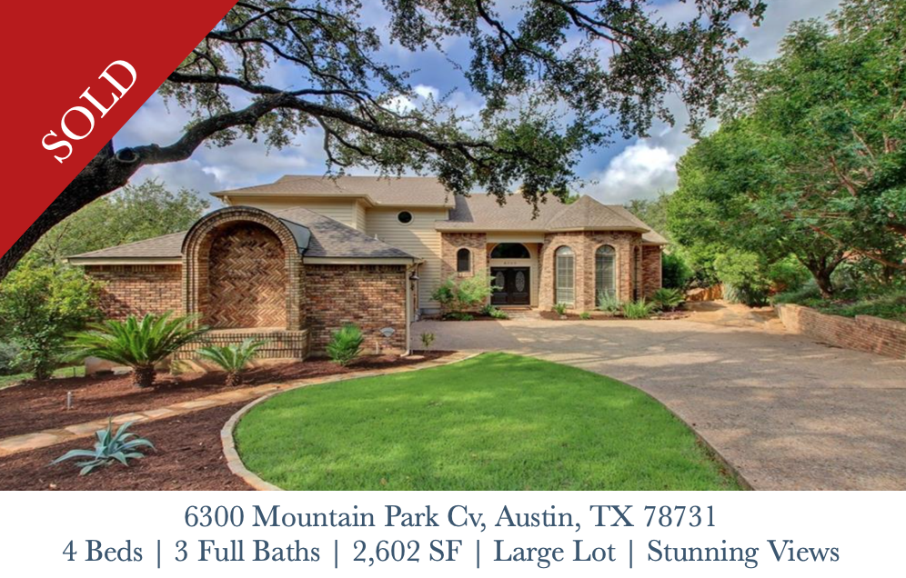 Sold - 6300 Mountain