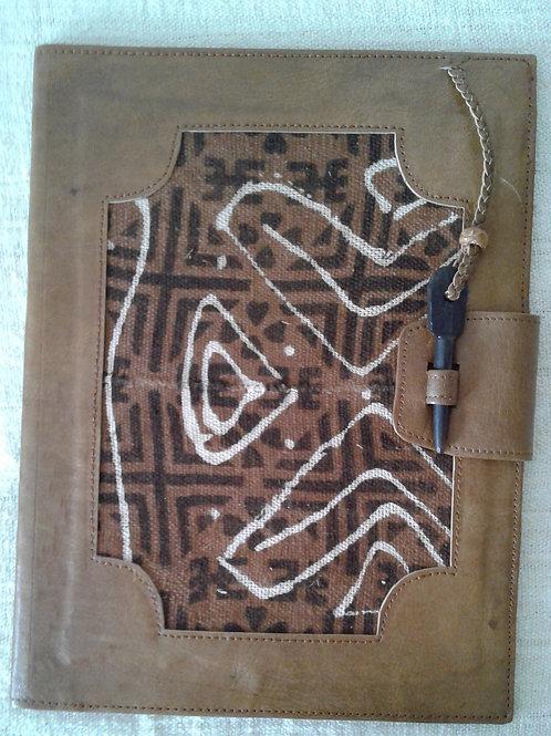 Safi Leather Portfolio Case