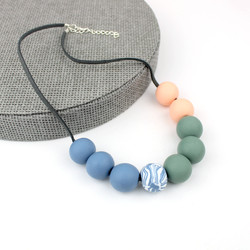 Layla 9 Bead Necklace