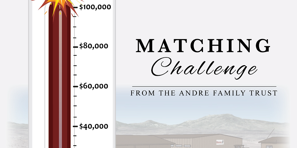 ANDRE FAMILY TRUST Matching Challenge 