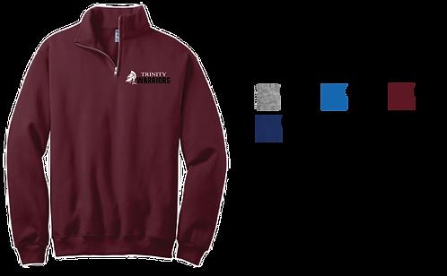 995M Adult Quarter Zip Sweatshirt