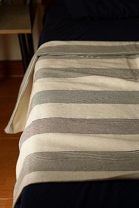 Elvira Stripe Blanket